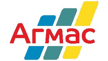 Логотип Агмас