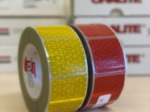 Oralite vc 104 для мягких тентов фургонов светоортажающие полосы