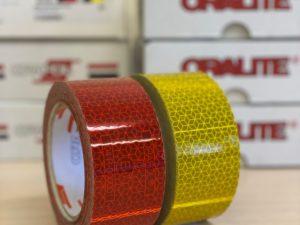 Oralite vc 104 для жестких тентов фургонов светоортажающие полосы