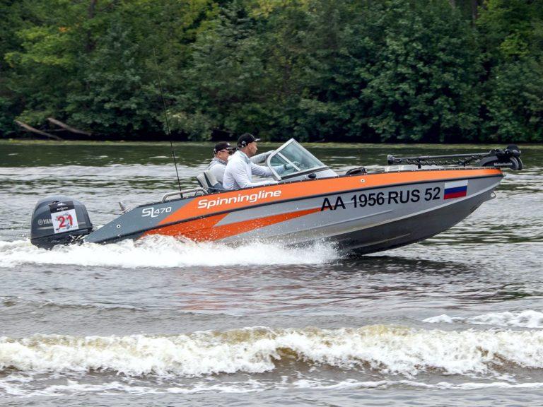 Номер на катер или лодку по ГОСТ в Нижнем Новгороде